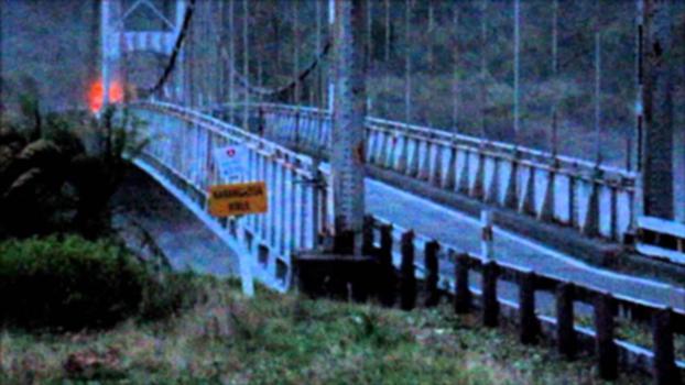 Karangarua River Bridge