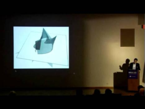 """Joseph Clarke, """"Diagrams of Continuity: Different Angles on the Philips Pavilion"""" : A talk given at Xenakis: Past, Present, and Future Presented by Brooklyn Experimental Media Collective and the Xenakis Project for the Americas January 29, 2010"""