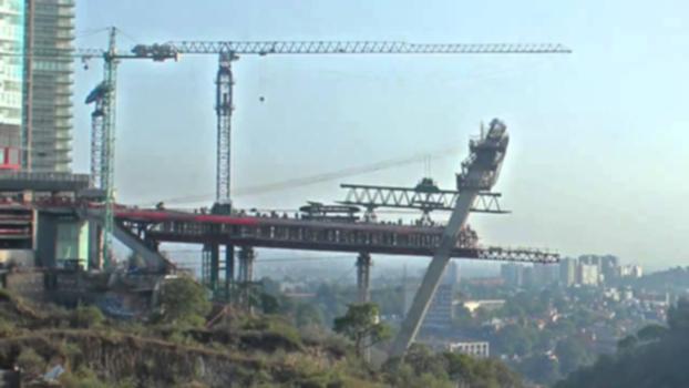 Video Puente de Vidalta. Obra. Mexpresa. Mexico.2013