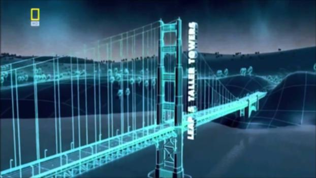 The longest suspension bridge in the world full video (HD+)