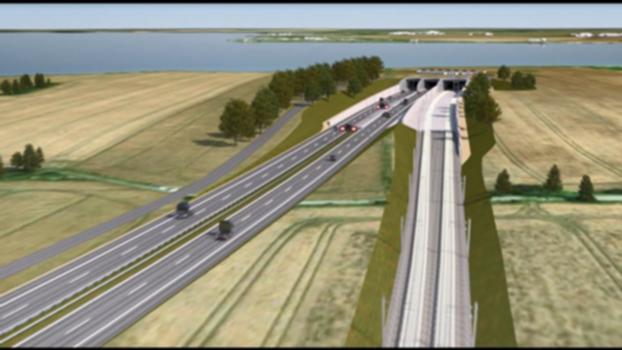 Größtes Infrastrukturprojekt im Norden: Fehmarnbelt- & Fehmarnsundtunnel : Wir stellen vor - das größte Infrastrukturprojekt im Norden:  Die DEGES arbeitet gemeinsam mit den zwei Partnern Femern A/S und Deutsche Bahn an der Umsetzung eines für die Region und den paneuropäischen Verkehr entscheidenden Infrastrukturprojekts. Neben der eigentlichen Umsetzung der beiden Tunnel müssen auch Schienen- und Straßenwege ausgebaut werden. Für das Teilprojekt Straße ist die DEGES verantwortlich. Sie plant und baut mit der DB gemeinsam den Fehmarnsundtunnel und zeichnet für den Ausbau der B 207 verantwortlich.