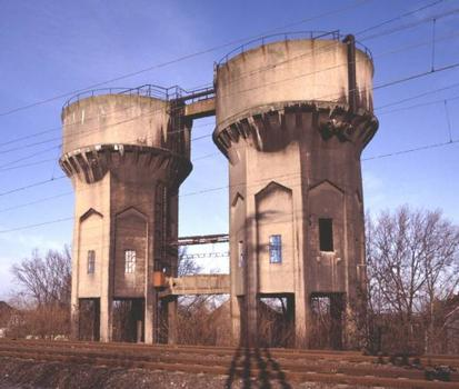 Wasserturm Dortmund-Dorstfeld