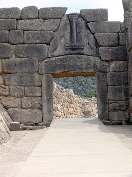 Porte des Lions