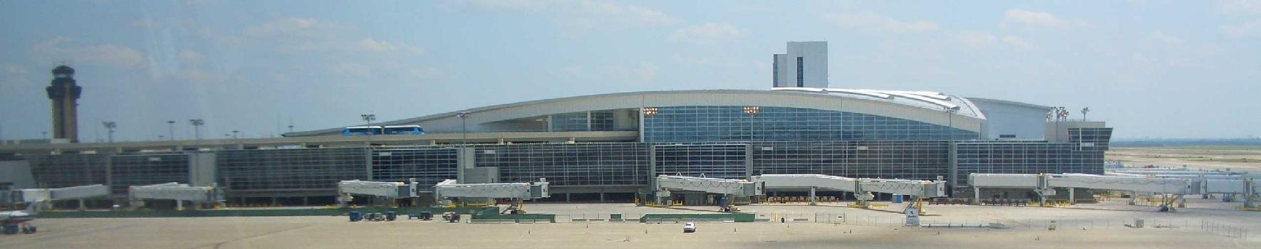 Dallas-Fort Worth International Airport