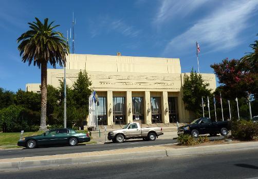 Fresno Memorial Auditorium