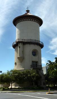 Alter Wasserturm Fresno