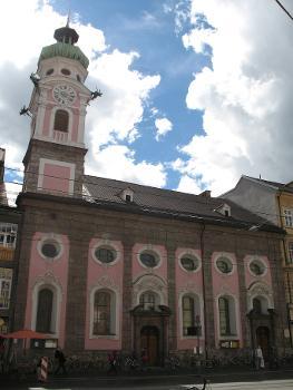 Spitalskirche zum Heiligen Geist