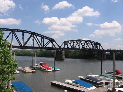 33rd Street Railroad Bridge - Pittsburgh