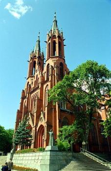 Kathedrale in Bjalstok (Fotograf: Marek & Ewa Wojciechowscy)