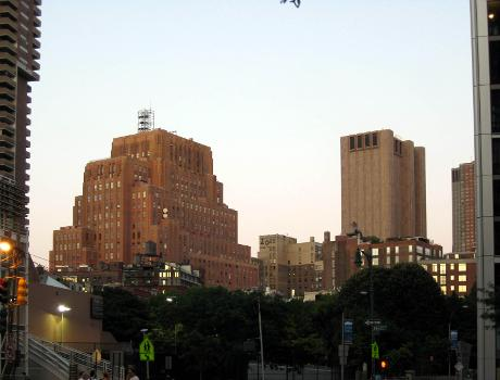 AT&T Long Lines Building – Western Union Building