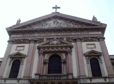 Eglise Saint-Antoine de Padoue - Milan