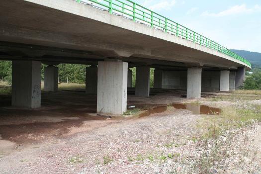 Steinatal Industrial Bridge