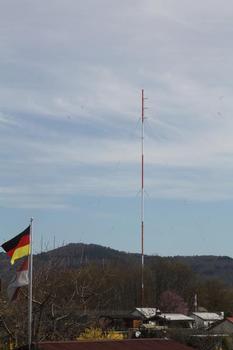 AFN-Sendemast Heidelberg-Wieblingen
