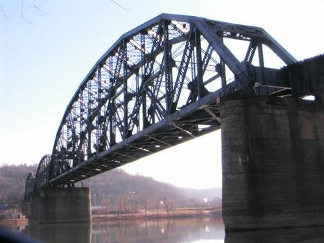 Glenwood Batlimore & Ohio Railroad Bridge - Pittsburgh