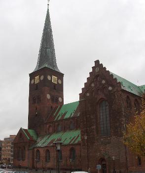 Cathédrale d'Århus