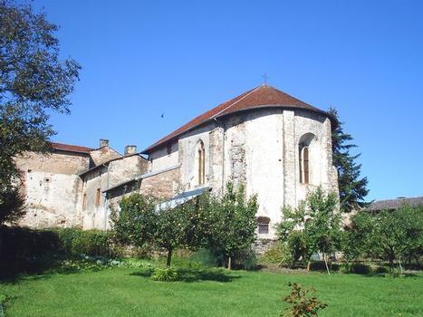 Eglise prieurale Saint-Maur