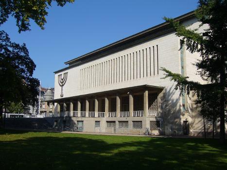 Synagogue de la Paix - Strasbourg