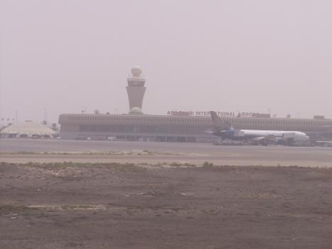 Abu Dhabi International Airport (photographe: Mhp1255)