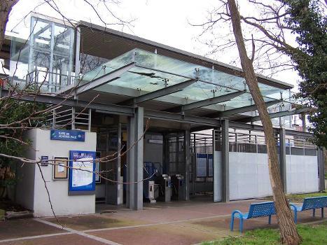 Achères - Ville Station
