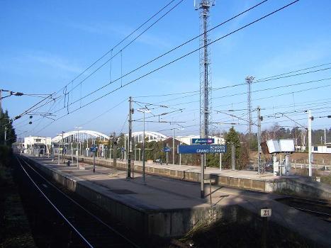 Achères - Grand Cormier Station