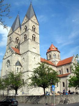 Eglise Saint-Adalbero - Wurtzbourg
