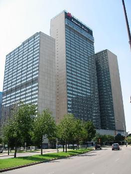 Sheraton Dallas Hotel Central Tower & Sheraton Dallas Hotel North Tower & Sheraton Dallas Hotel South Tower