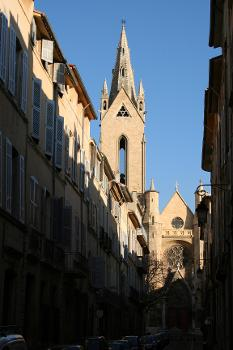 Eglise Saint-Jean de Malte - Aix en Provence