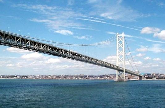 Pont Akashi-Kaikyō (photographe: Hamilton)