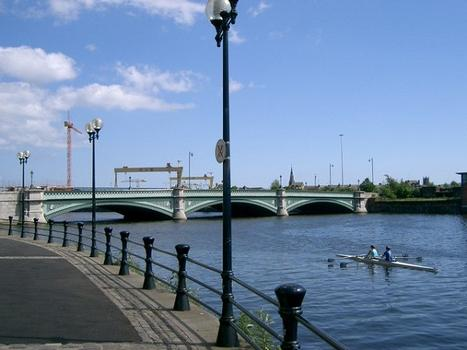 Albert Bridge (Belfast) (photographe: Paul McIlroy)