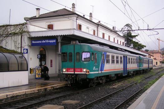 Gare de Bassano del Grappa