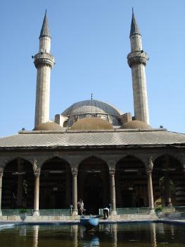 Tekkiye-Moschee