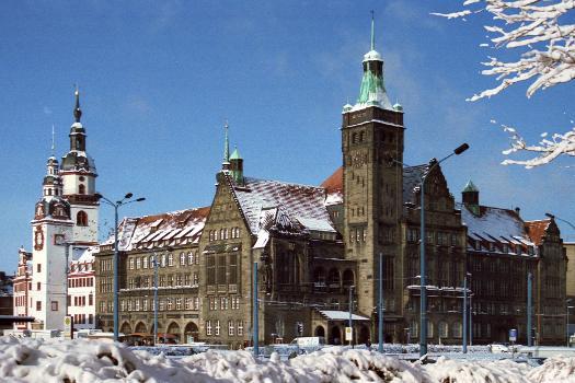 Neues Rathaus (Chemnitz)