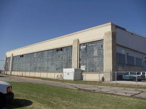 American Airways Hangar and Administration Building