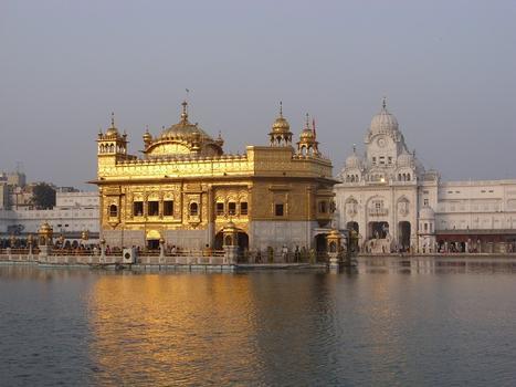 Goldener Temple