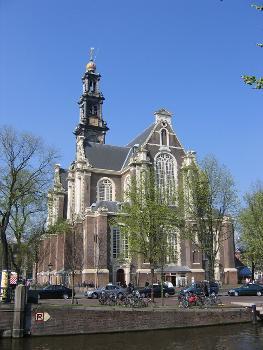 Westerkerk(photographe: Dave1980)