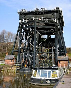 Ascenseur à bateaux d'Anderton