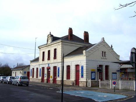 Bahnhof Andrésy