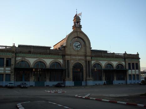 Bahnhof Antananarivo