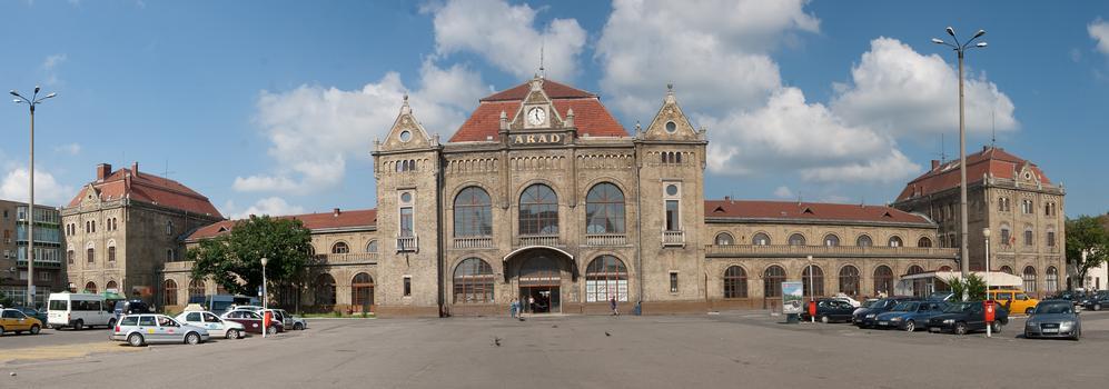 Bahnhof Arad