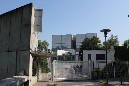 Centre des Archives de Paris