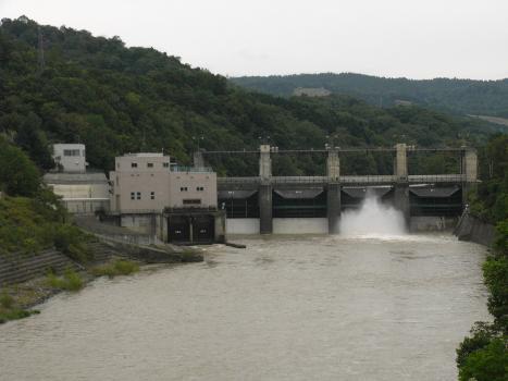 Barrage d'Ashibetsu