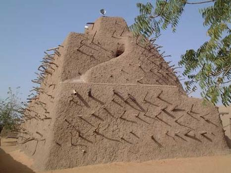 Grabmal von Askia