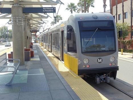 Los Angeles Metro Gold Line