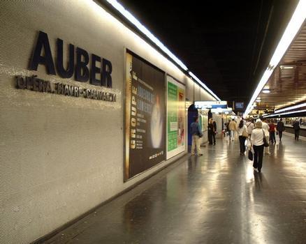 Bahnhof Auber