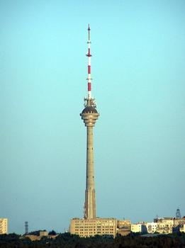 Azeri TV Tower