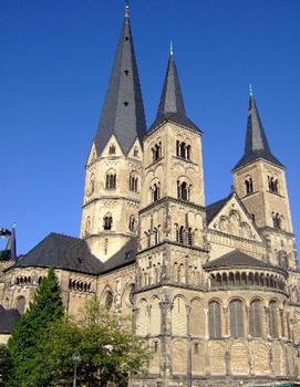Basilique Saint-Martin - Bonn