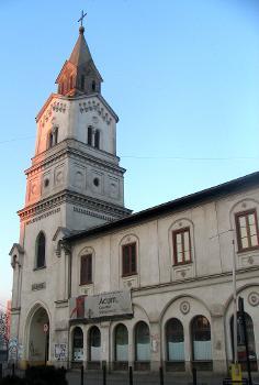 Bărăţia-Kirche
