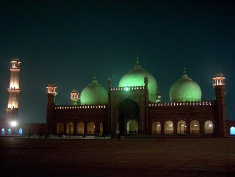 Badshahi-Moschee