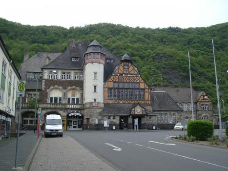 Bahnhof Cochem