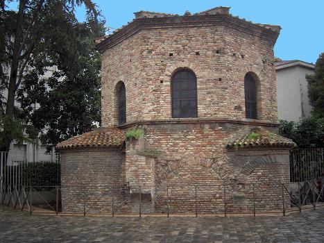 Baptistère des Ariens - Ravenne